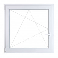 Egyszárnyú műanyag ablak