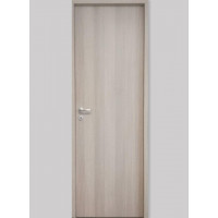 Cédrus dekorfóliás tele beltéri ajtó (Blokktokos)