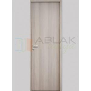 Cédrus dekorfóliás tele beltéri ajtó (Blokktokos) - Beltéri ajtó