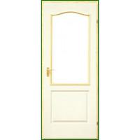 Dusa lemezelt beltéri ajtó üvegezhető (Pallótokos)