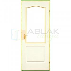 Dusa lemezelt beltéri ajtó üvegezhető (Gerébtokos) - Beltéri ajtó