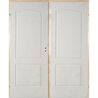 Dusa lemezelt beltéri ajtó tele 140x210 (Pallótokos)
