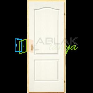 Dusa lemezelt beltéri ajtó tele (Gerébtokos) - Beltéri ajtó