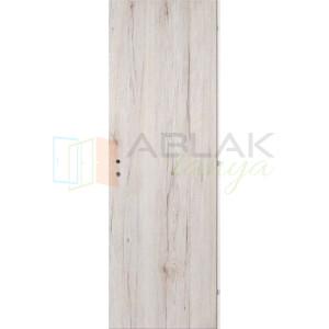 Havas tölgy dekorfóliás tele beltéri ajtó (Blokktokos)