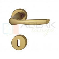 Beltéri ajtókilincs bronz