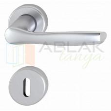 Beltéri ajtókilincs ezüst