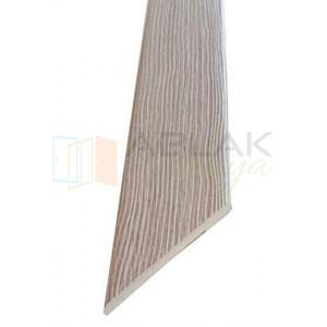 Széles dekorajtó takaróléc szett - Takaróléc