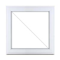 Fix műanyag ablak 120x120