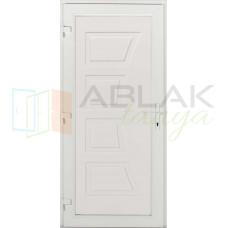Dorina tele műanyag bejárati ajtó