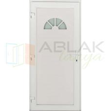 Salamanca 1 üveges műanyag bejárati ajtó