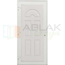 Temze tele műanyag bejárati ajtó