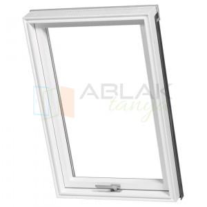78×140 cm Rooflite PVC Solid tetőtéri műanyag ablak
